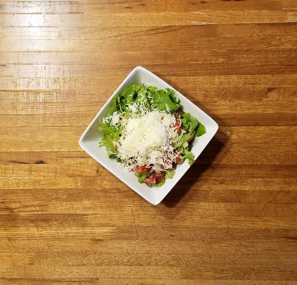 picture of Cheesy BLT Salad