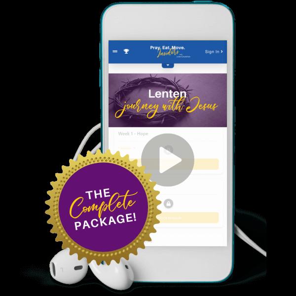Lenten Journey with Jesus   Complete Package